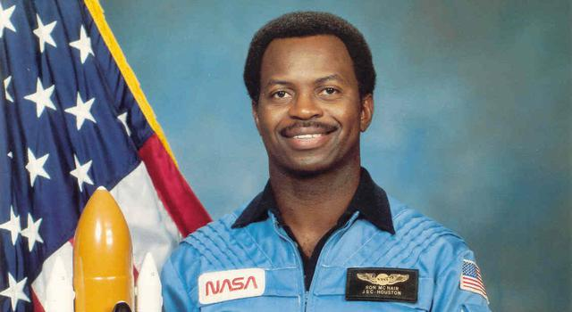 NASA Astronaut Ronald McNair