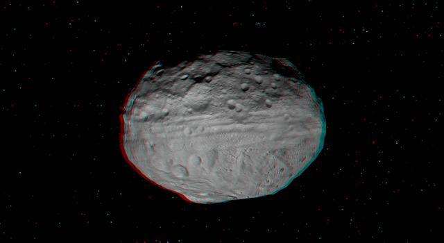 Animation of InSight landing on Mars