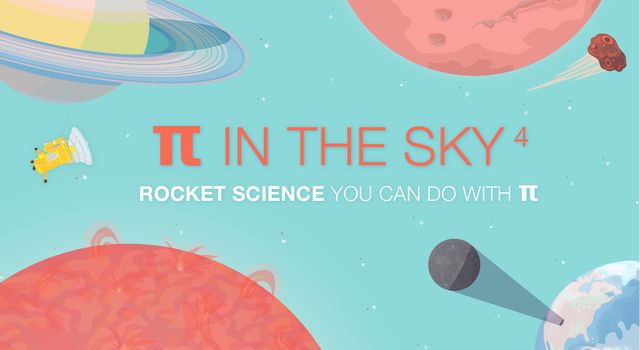 NASA Pi Day Challenge, Pi in the Sky 3 Animated Illustrations
