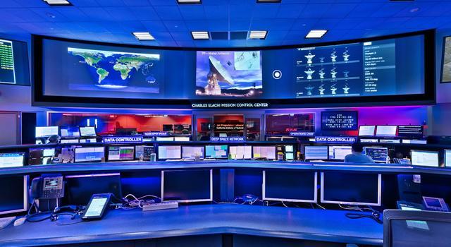 JPL Virtual Tour
