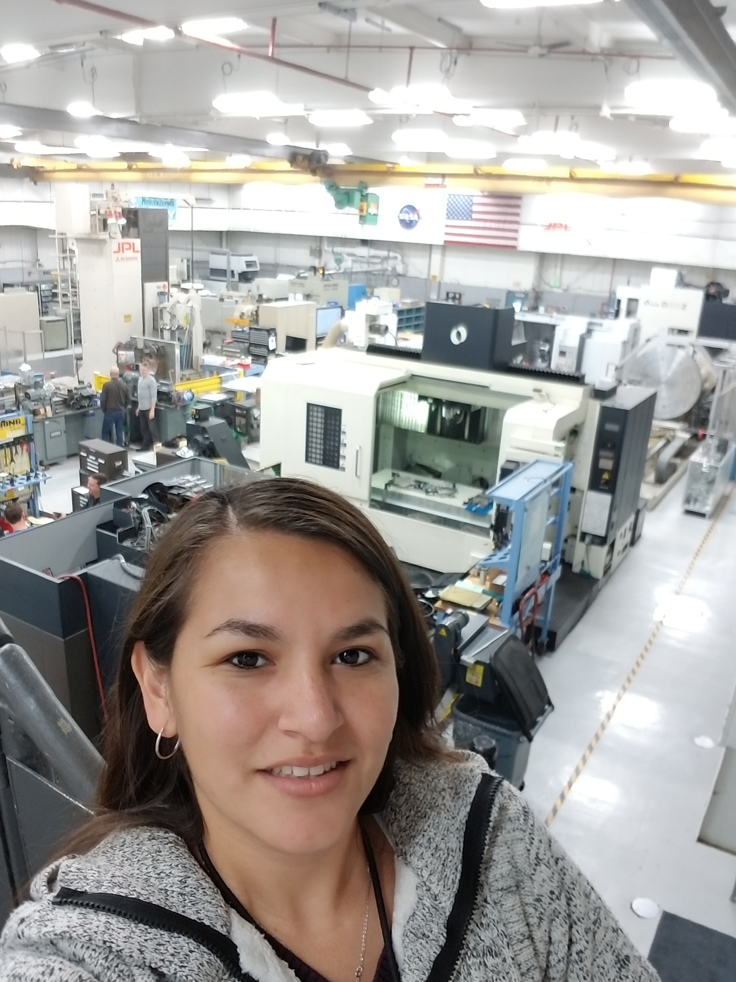 Lorena Ornelas-Estrada is a business administrator at JPL