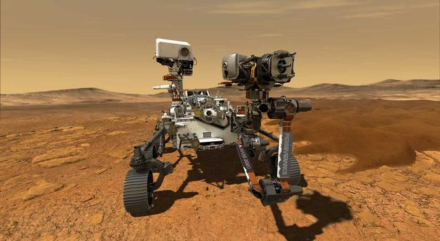 Teachable Moments: Meet NASA's Next Mars Rover, Launching This Summer